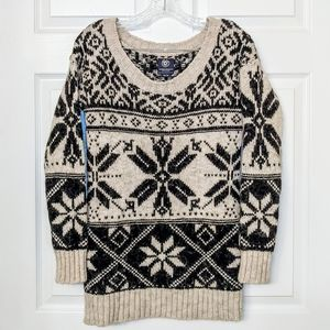 AMERICAN EAGLE Nordic Sweater
